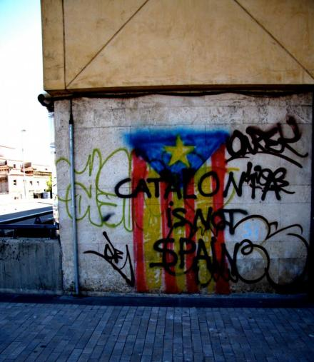 Catalonia Graffiti